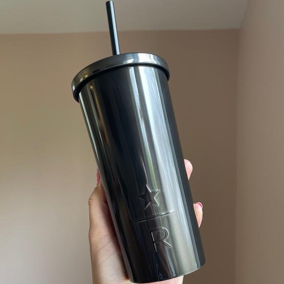 Starbucks Reserve Gunmetal Stainless Tumbler